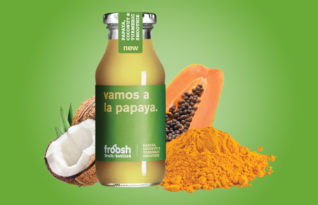 sweden launches papaya, coconut & turmeric.