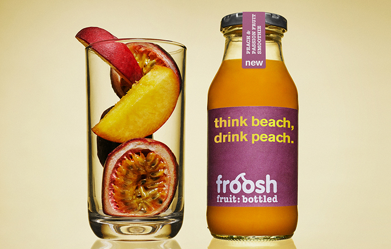 think beach, drink peach.